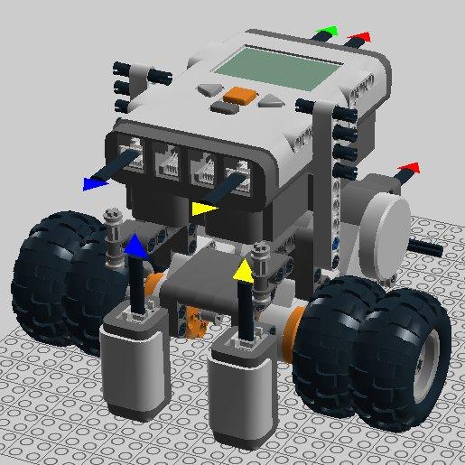 SuGO Robot Design samples